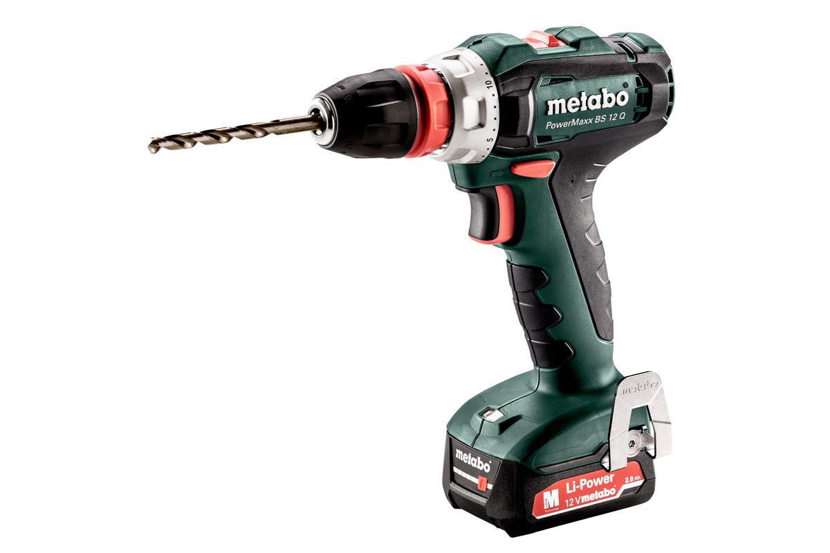PowerMaxx BS 12 Q (601037500) Cordless Drill / Screwdriver