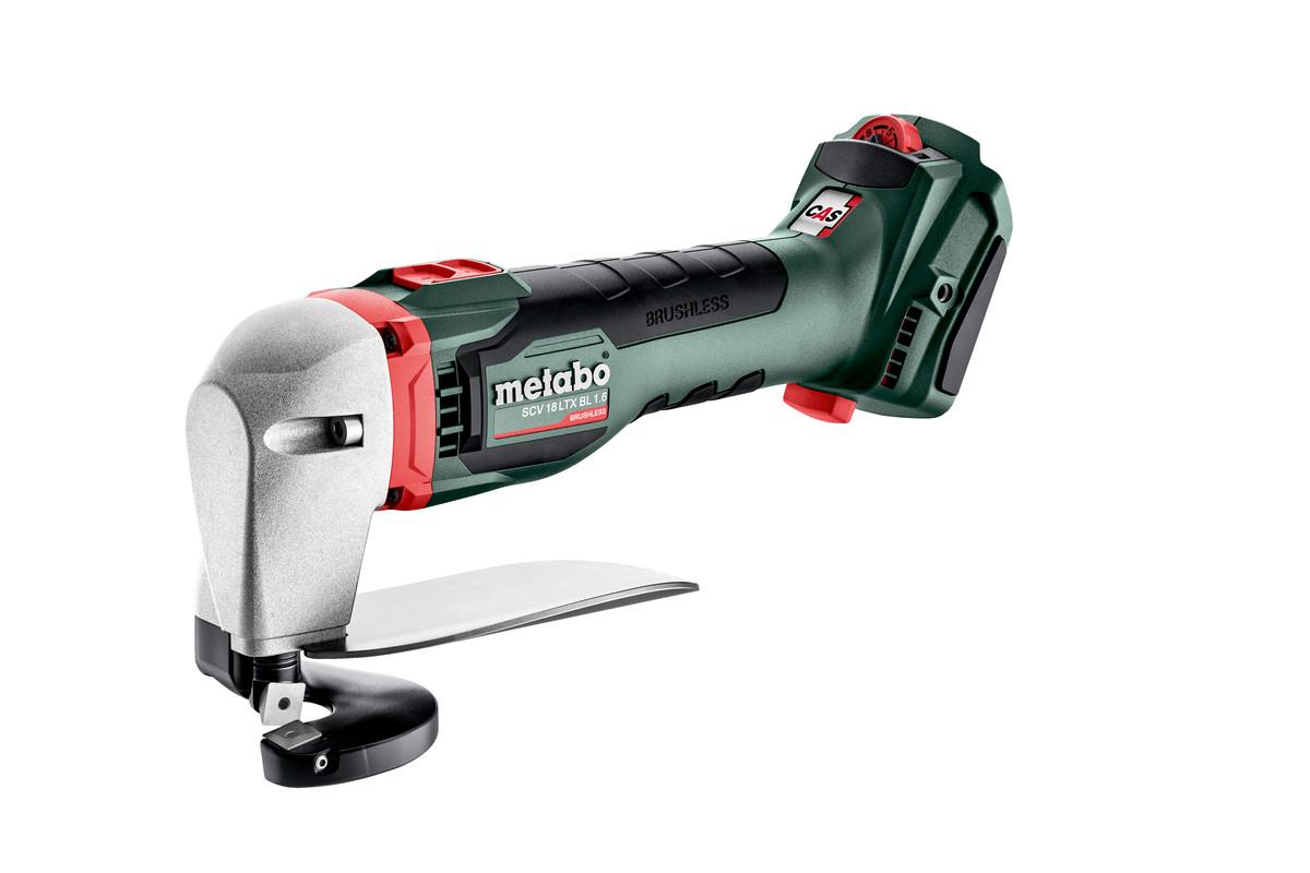 SCV 18 LTX BL 1.6 (601615840) Cordless metal shears