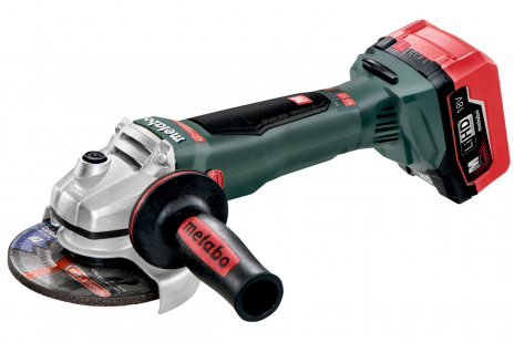 WB 18 LTX BL 125 Quick (613077660) Cordless Angle Grinders