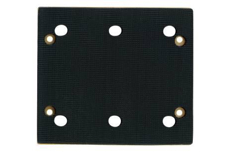 Hook and loop sanding pad, 114x102mm, FSR 200 Intec (625657000)