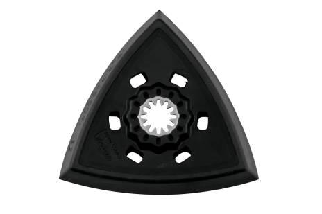 """""""Starlock"""" triangular hook and loop sanding plate 93 mm (626944000)"""