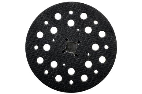 "Sanding pad 125 mm, ""multi-hole"", medium, SXE 150 BL (630264000)"
