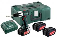 SB 18 LT Set (602103960) Cordless Impact Drill