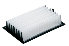 Pleated filter for 6.25601/FMS/FSR/FSX 200 Intec (625602000)