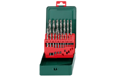 "HSS-G drill bit storage case, ""SP"", 19 pieces (627153000)"