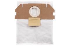 5 Fleece Filter Bags - 7.5 l (630173000)