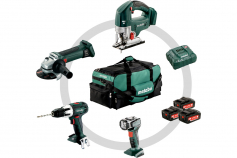 Combo Set 4.1 (691005000) Cordless Machines in a Set