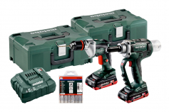 Set NP 18 LTX BL 5.0 + BE 18 LTX 6  (691084000) Cordless Machines in a Set