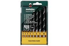 Wood drill bit storage case, 8 pieces (627202000)