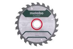 """Saw blade """"precision cut wood - classic"""", 190x30 Z24 WZ 15° (628675000)"""