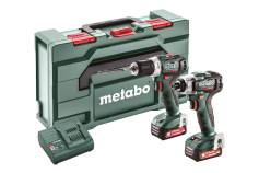 Combo Set 2.7.3 12 V BL (685168000) Cordless Machines in a Set
