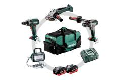 Combo Set 4.3.2 18 V (691175000) Cordless Machines in a Set