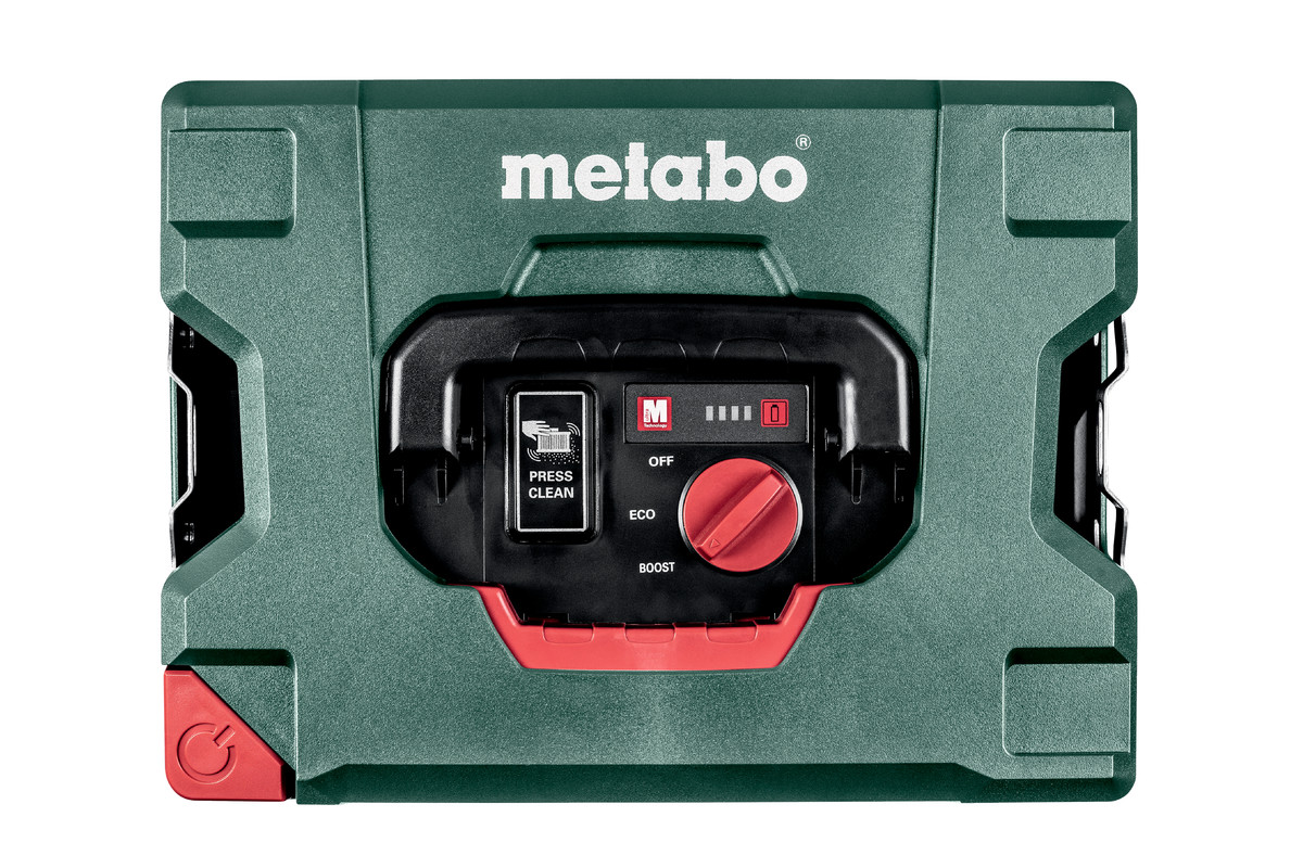 AS 18 L PC (602021000) Cordless Vacuum Cleaner | Metabo