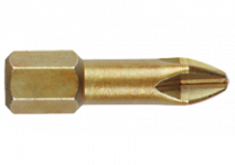 "Screwdriver bits ""Torsion"""
