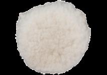 Lamb's wool polishing discs