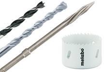 Drill bits / chisels