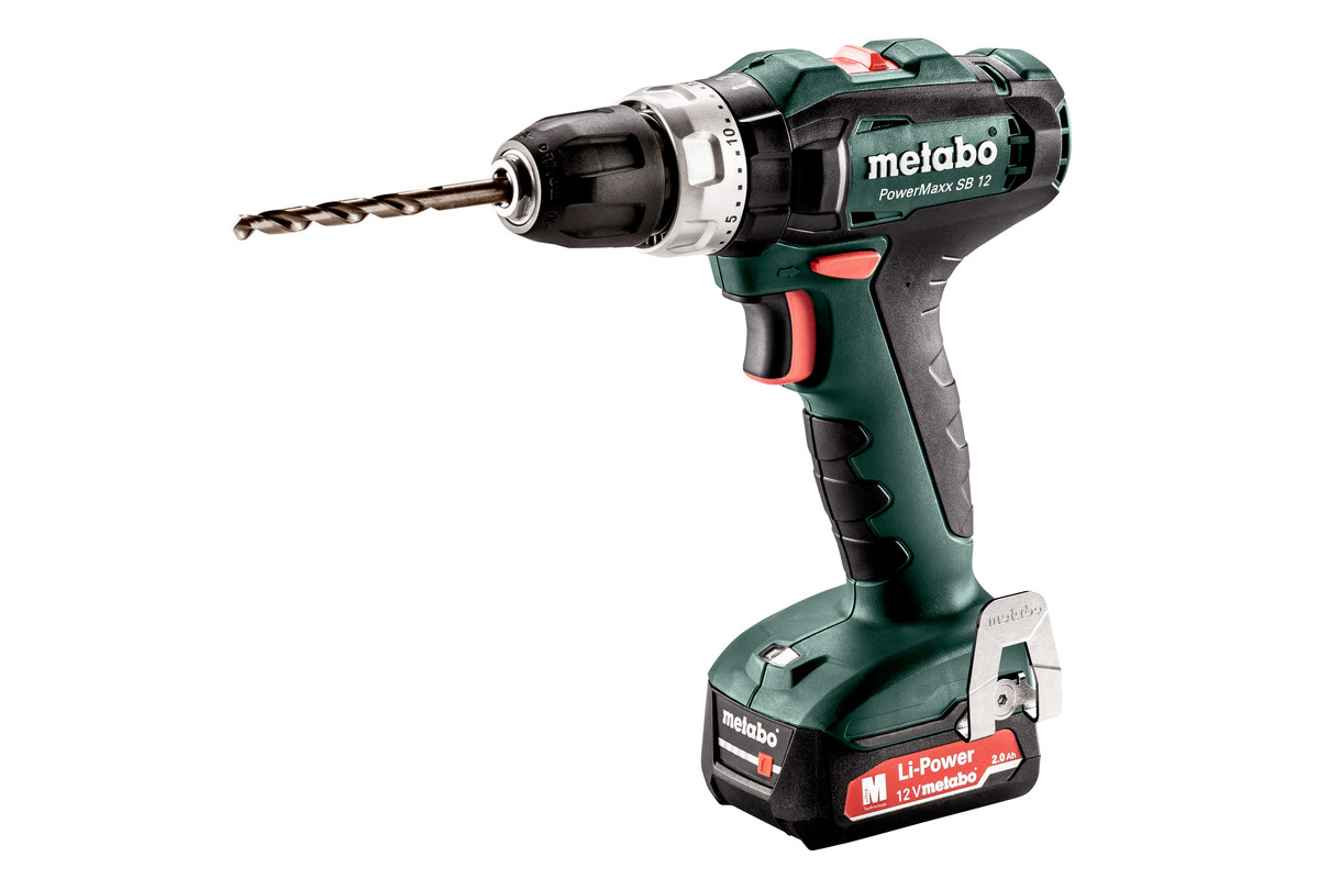 PowerMaxx SB 12 (601076520) Cordless Hammer Drill