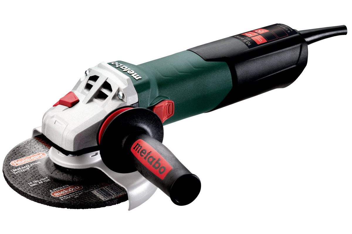 """W 12-150 Quick (600407420) 6"""" Angle grinder"""