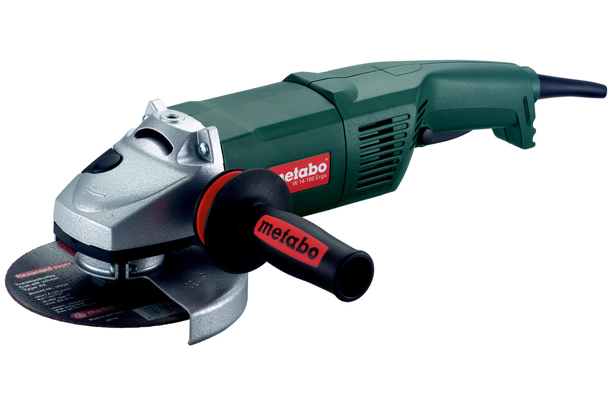 "W 14-150 Ergo (606251420) 6"" Angle grinder"