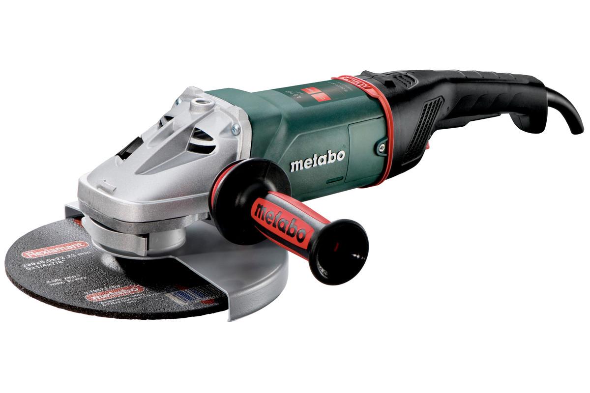 "W 24-230 MVT non-locking (US606467760) 9"" Angle grinder"