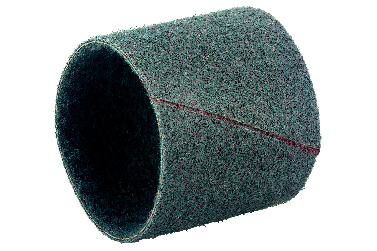 "2 Nylon web abrasive sleeves 3 9/16 x 4"", coarse (623519000)"
