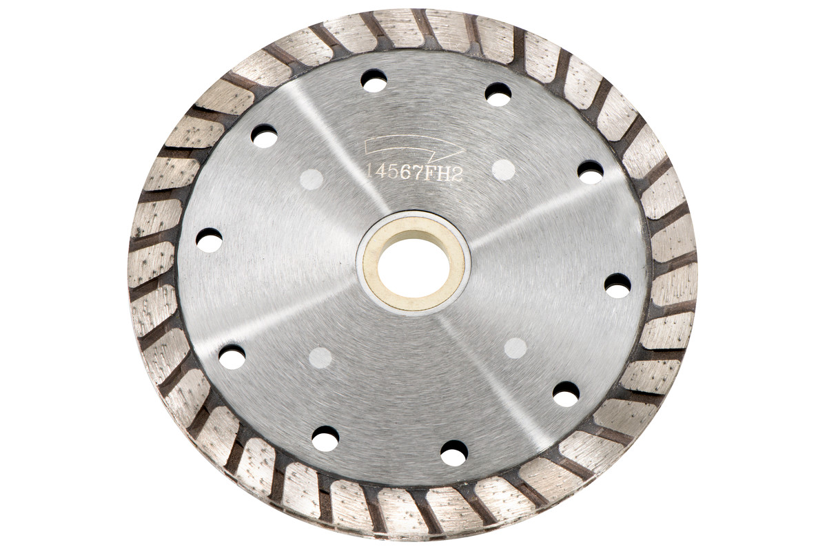 "Diamond milling disc, 5 x 7/8"", ""professional"", ""UP-TP"" (624304000)"
