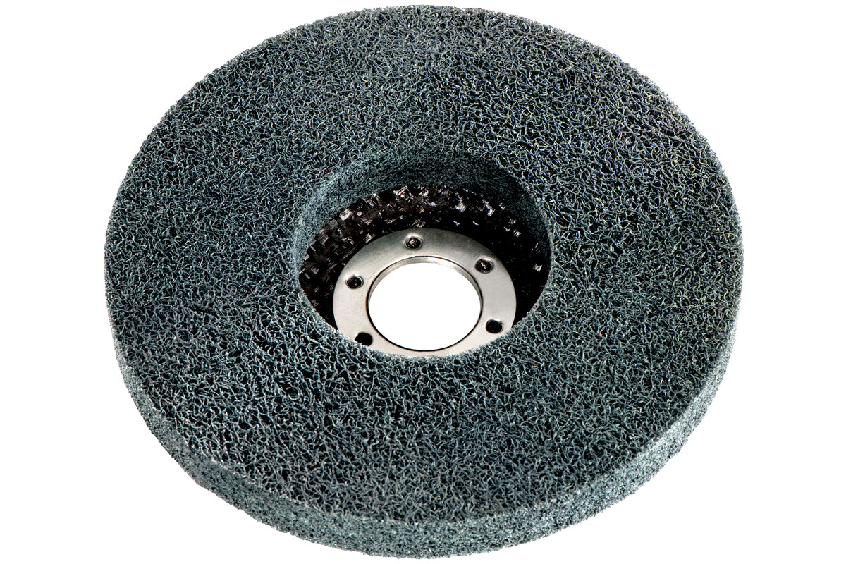 "5 Fleece compact polishing discs ""Unitized "" 5 x 7/8"", WS (626417000)"