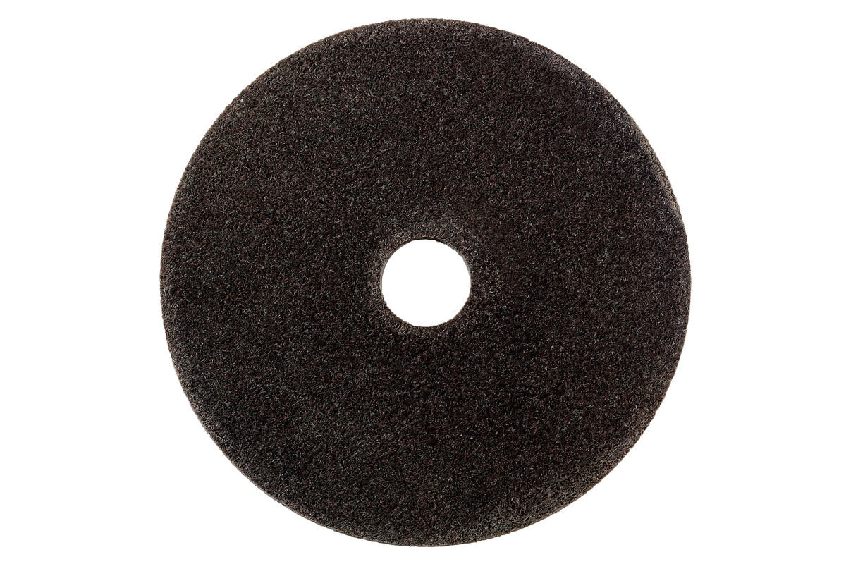 """Unitized"" fleece compact disc, medium, 6 x 1/4 x 1"", for fillet weld grinders (626402000)"