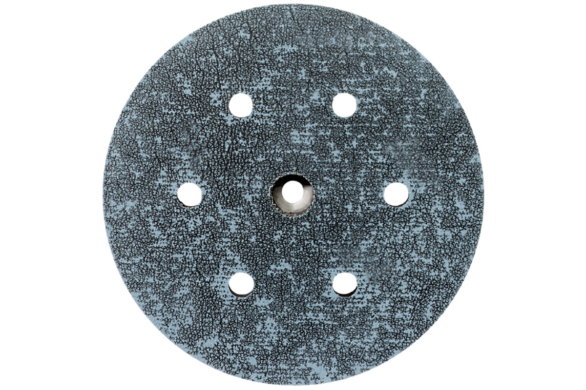 "Backing pad 6"", medium, perforated, self-adh. (631169000)"
