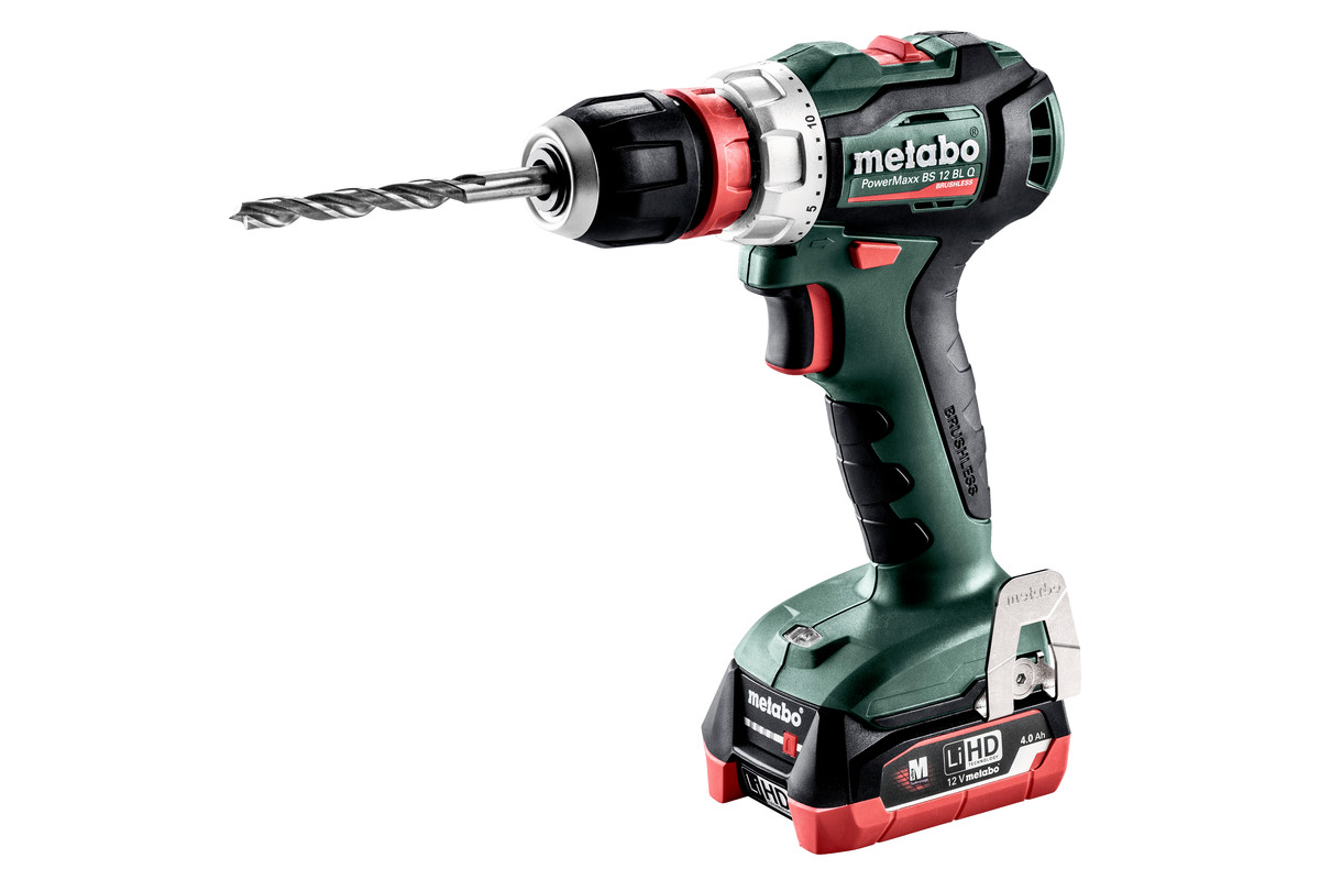 PowerMaxx BS 12 BL Q (601039520) Cordless Drill / Screwdriver