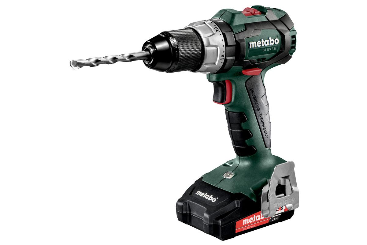 SB 18 LT BL (602316520) Cordless Hammer Drill