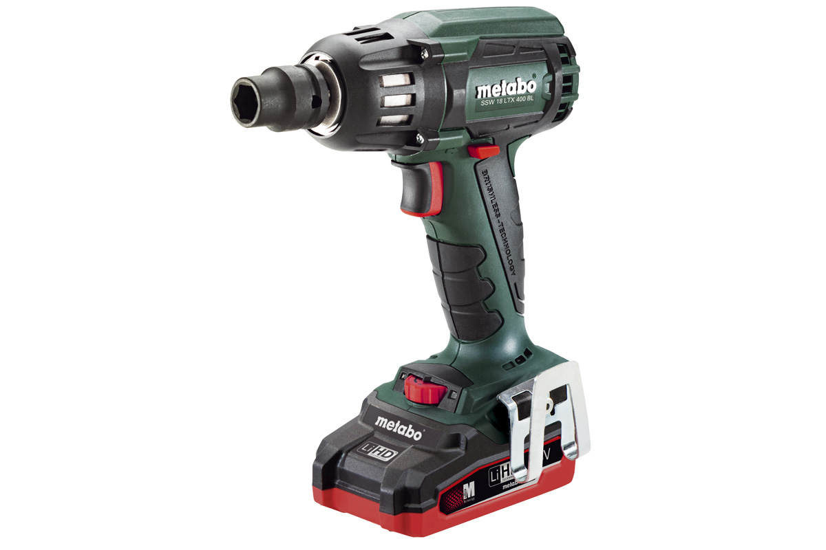 SSW 18 LTX 400 BL (US602205310) Cordless Impact Wrench