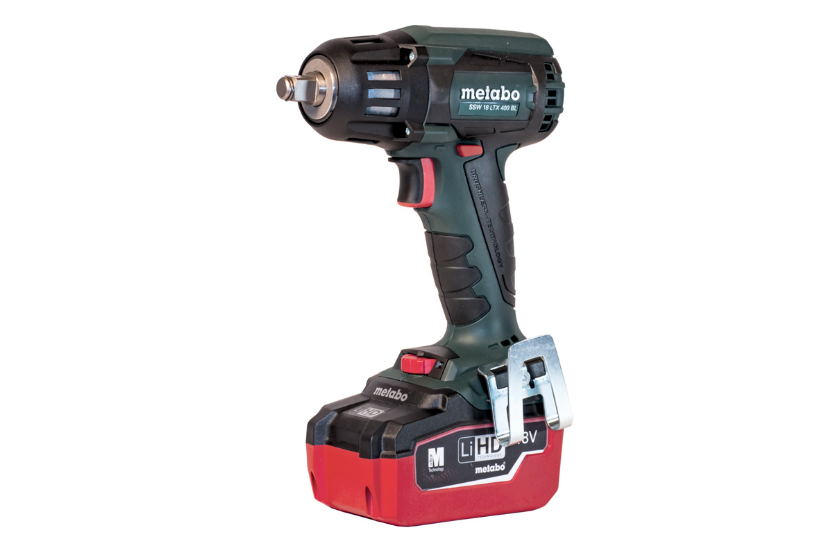 SSW 18 LTX 400 BL (US602205550) Cordless Impact Wrench