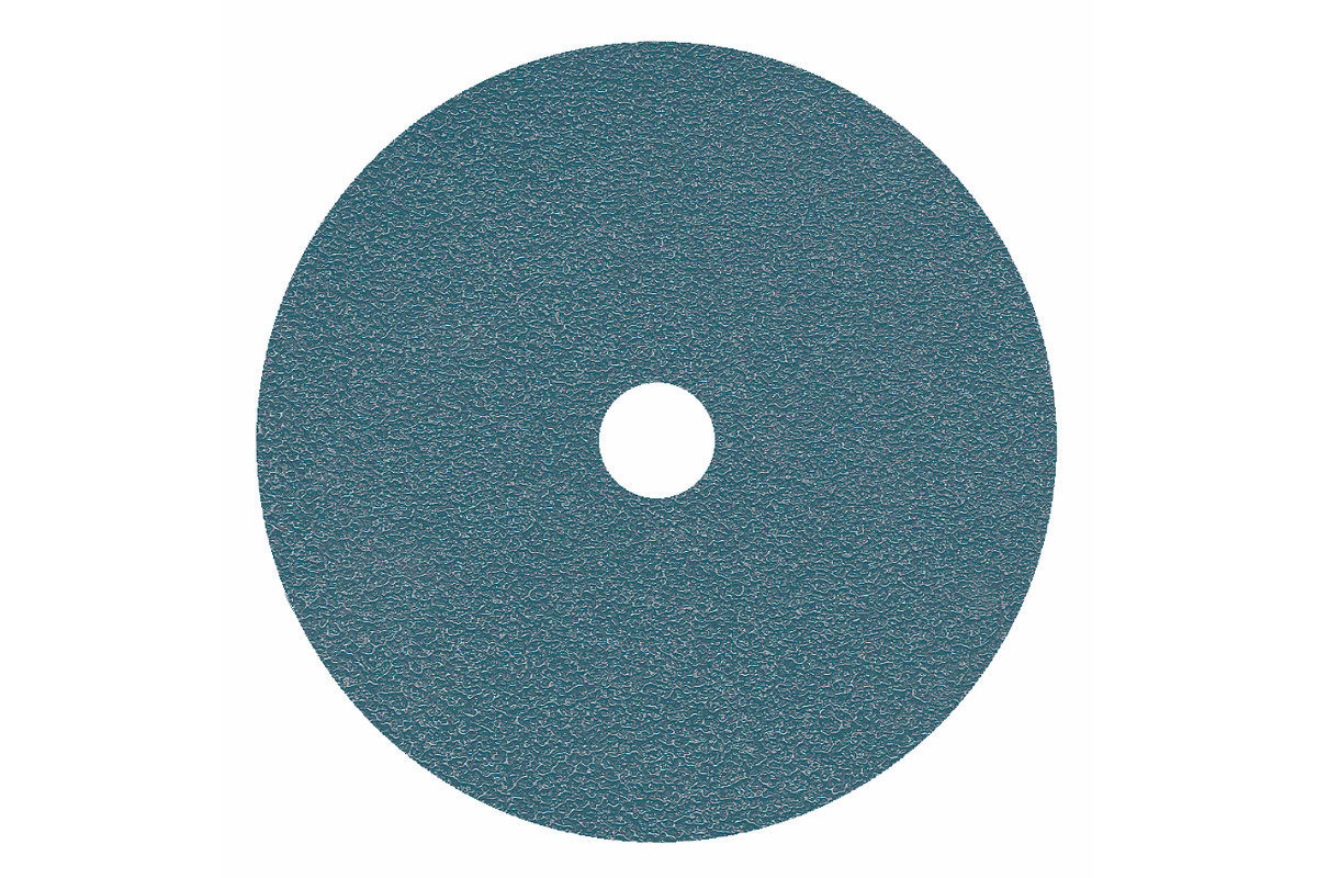 "Resin Fiber Abrasives Disc Zirconia Alumina 5"" x 7/8"", ZA60  (656358000)"