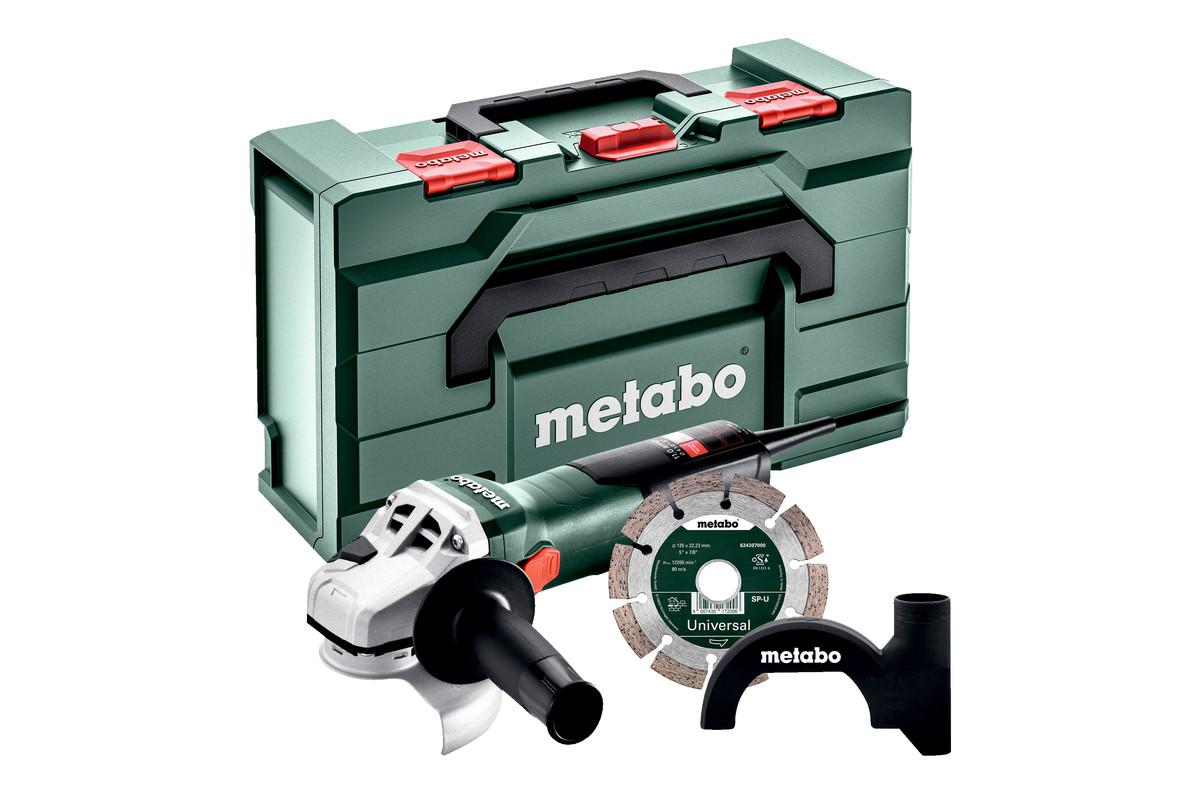 W 11-125 Set (603622850)  Angle grinder