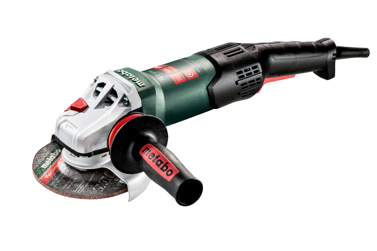 "WE 17-125 Quick RT (601086420) 5"" Angle grinder"