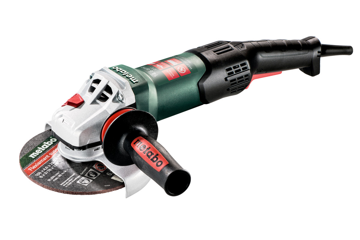 "WEP 17-150 Quick RT (601078420) 6"" Angle grinder"
