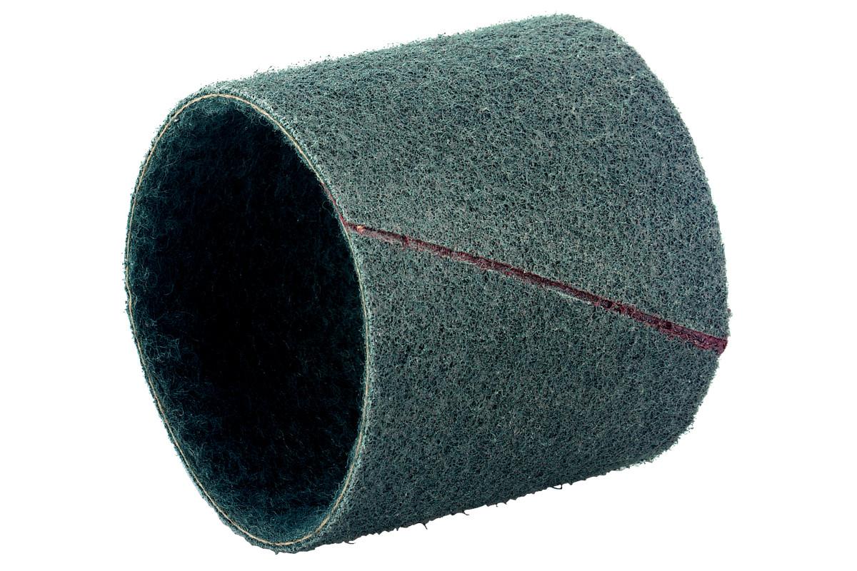 "2 Nylon web abrasive sleeves 3 9/16 x 4"", medium (623495000)"