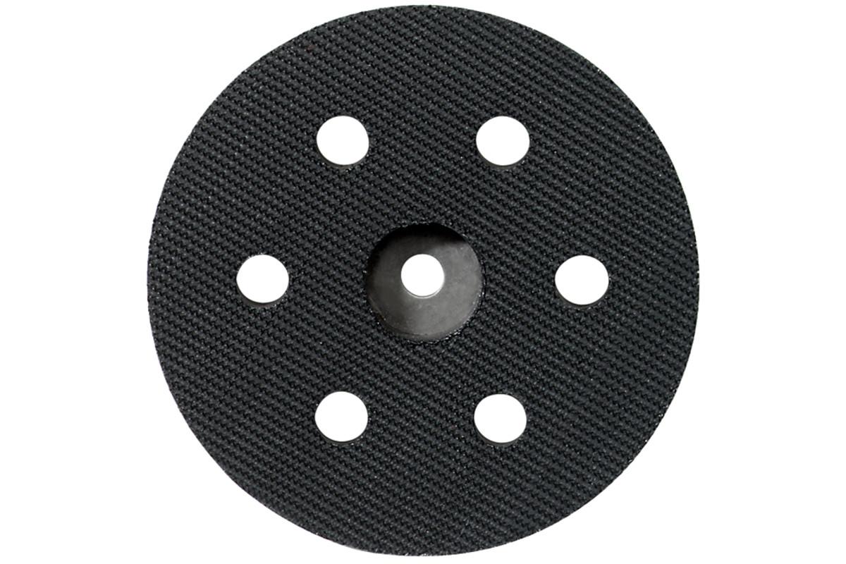 "Backing pad 3 5/32"", medium, perforated, f. SXE 400 (624064000)"