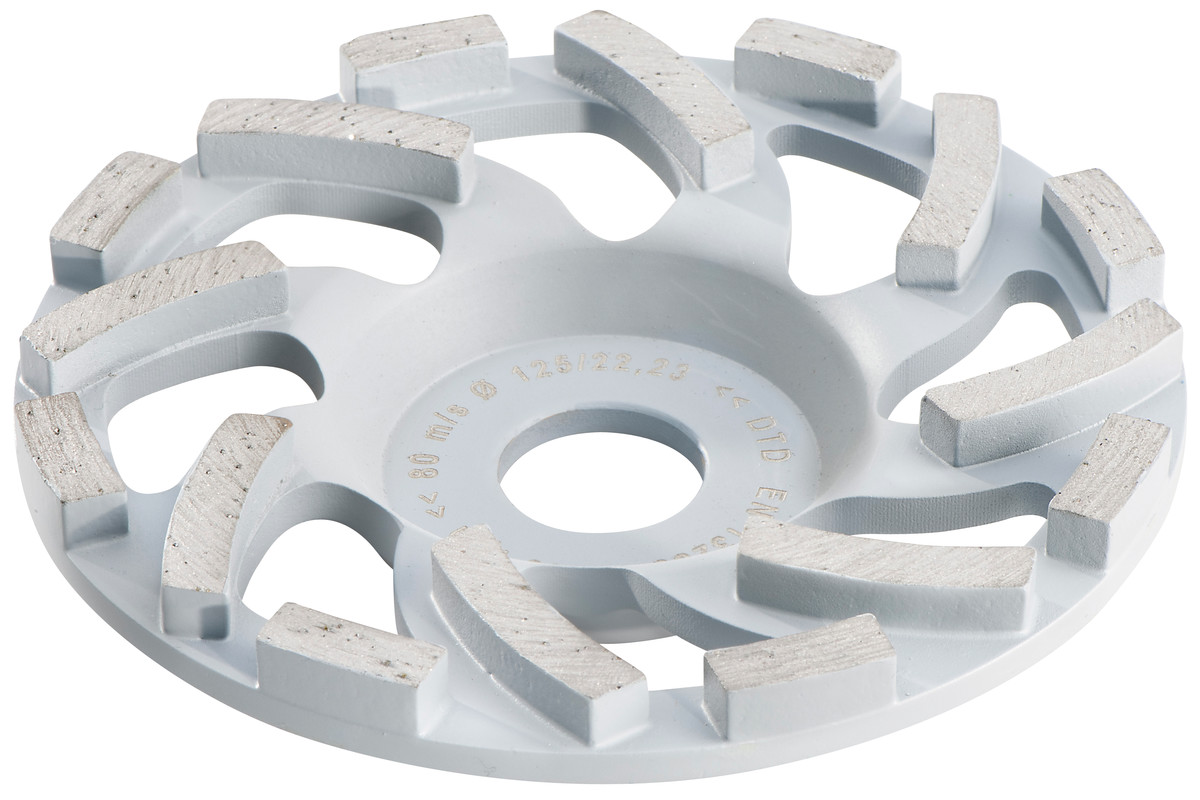 "Diamond cup wheel abrasive ""professional"" Ø 5"" (628206000)"