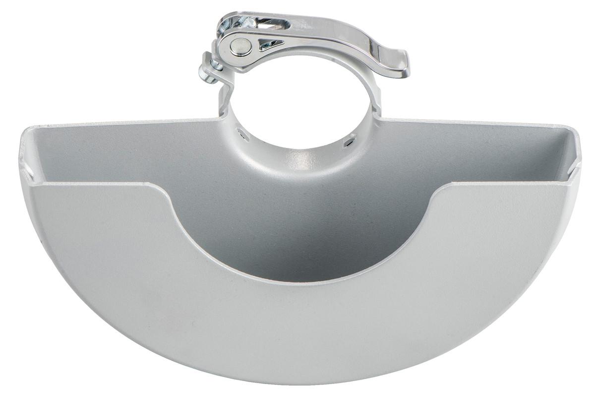 "Cutting blade guard 7"", semi-enclosed, W/ WX 17-180 (630388000)"