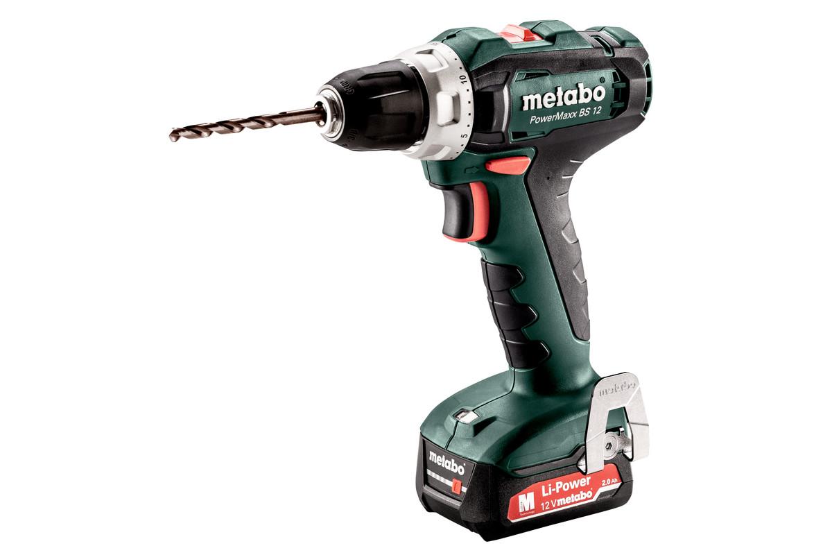 PowerMaxx BS 12 (601036520) Cordless Drill / Screwdriver