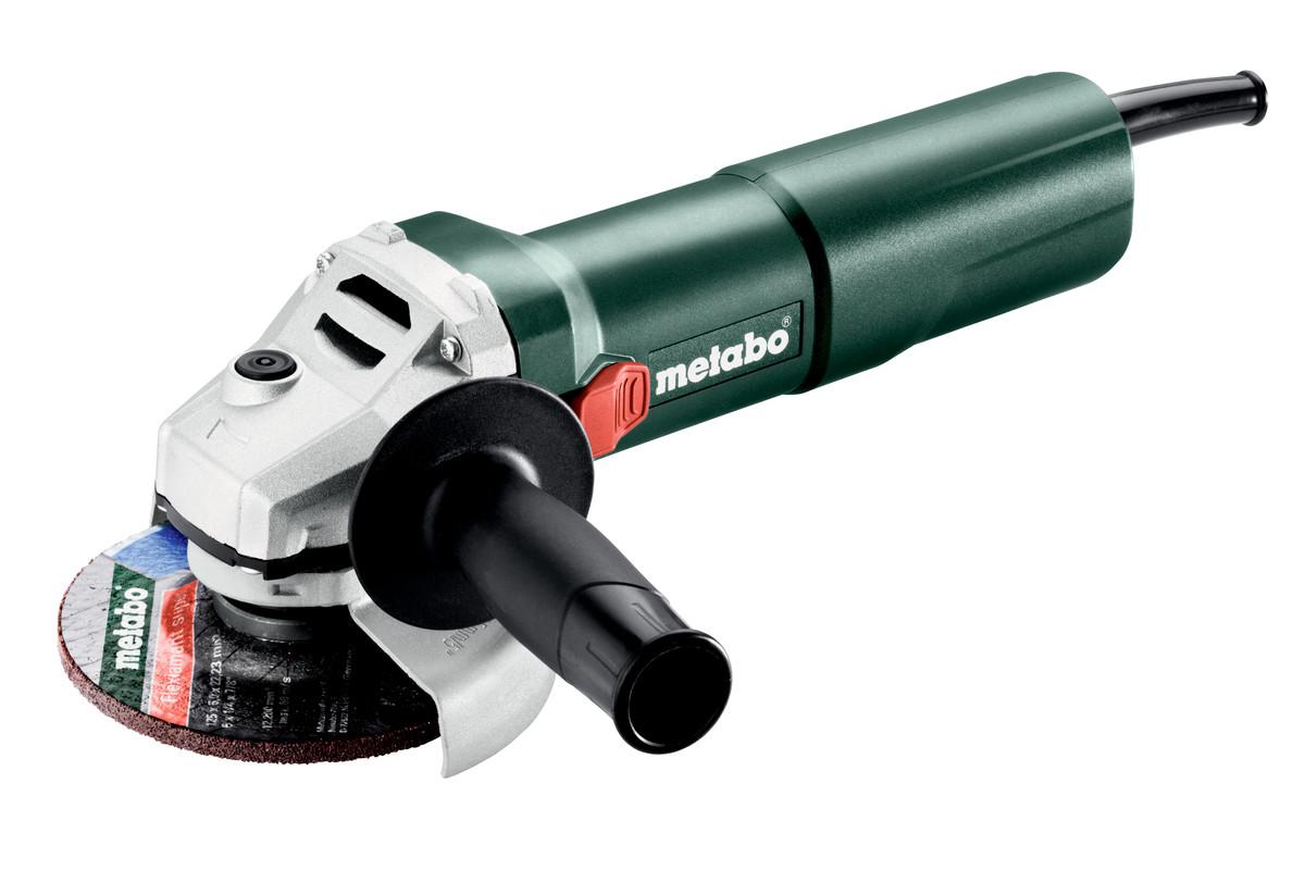 W 1100-125 (603614420)  Angle grinder