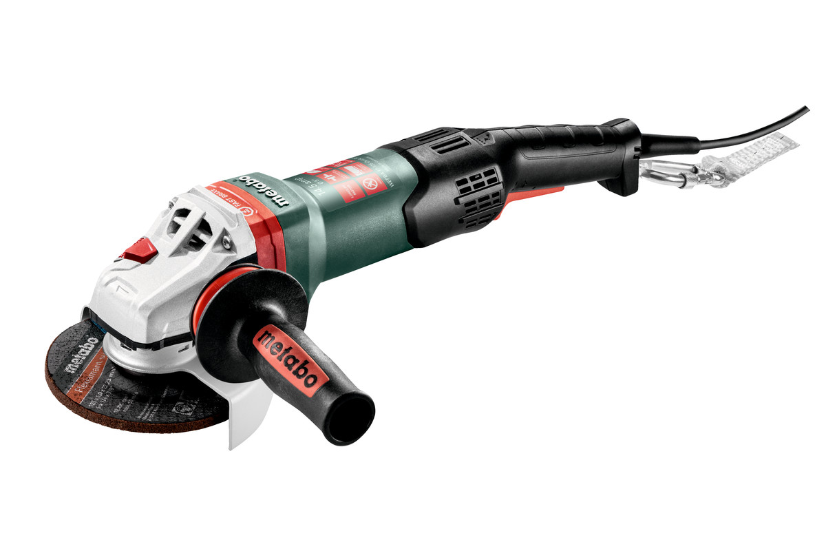 WEPBA 17-125 Quick RT DS (600605420)  Angle grinder