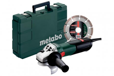 """W 9-115 Set (600354850) 4 1/2"""" Angle grinder"""