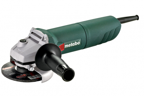 "W 1100-115 (601236420) 4 1/2"" Angle grinder"