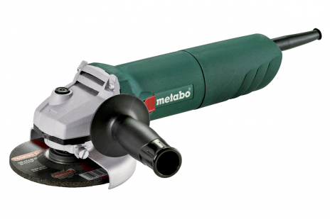 "W 1100-125 (601237420) 5"" Angle grinder"