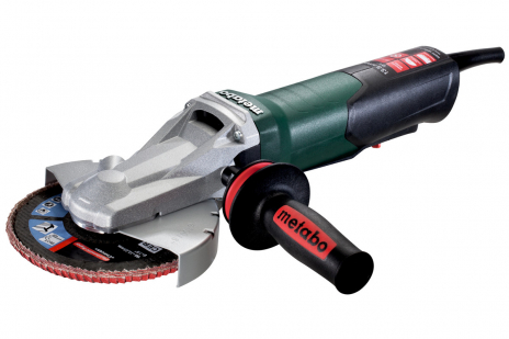 "WEPF 15-150 Quick (613084420) 6"" Flat-Head Angle Grinder"