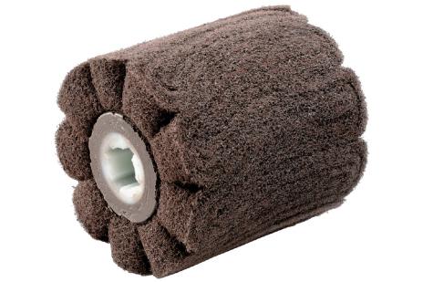 Corrugated fleece sanding/grinding wheel (623567000)