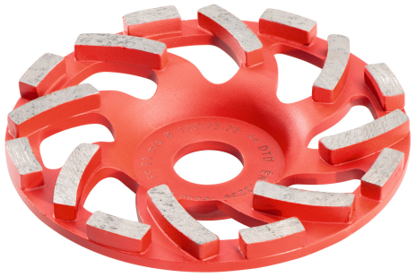 "Diamond cup wheel concrete ""professional"" Ø 5"" (628205000)"